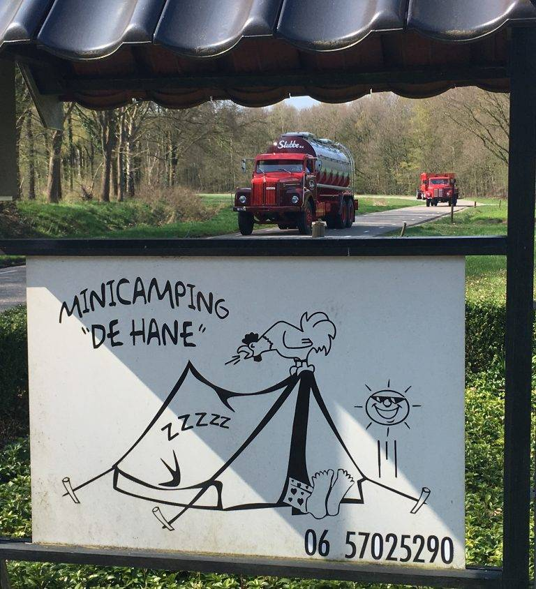 Location: Camperlocatie de Hane Bussloo