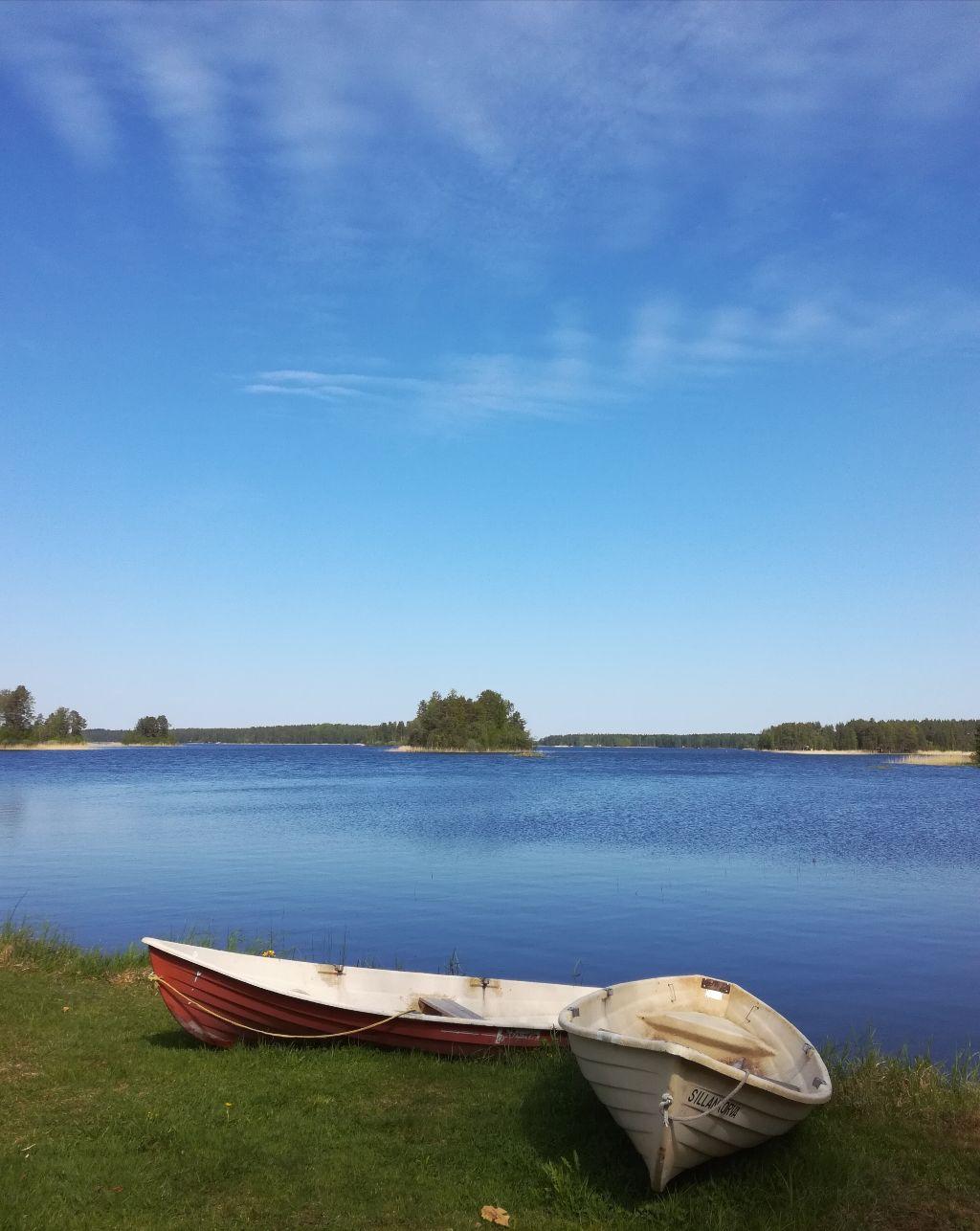 Location: Sillankorvan Leirintäalue