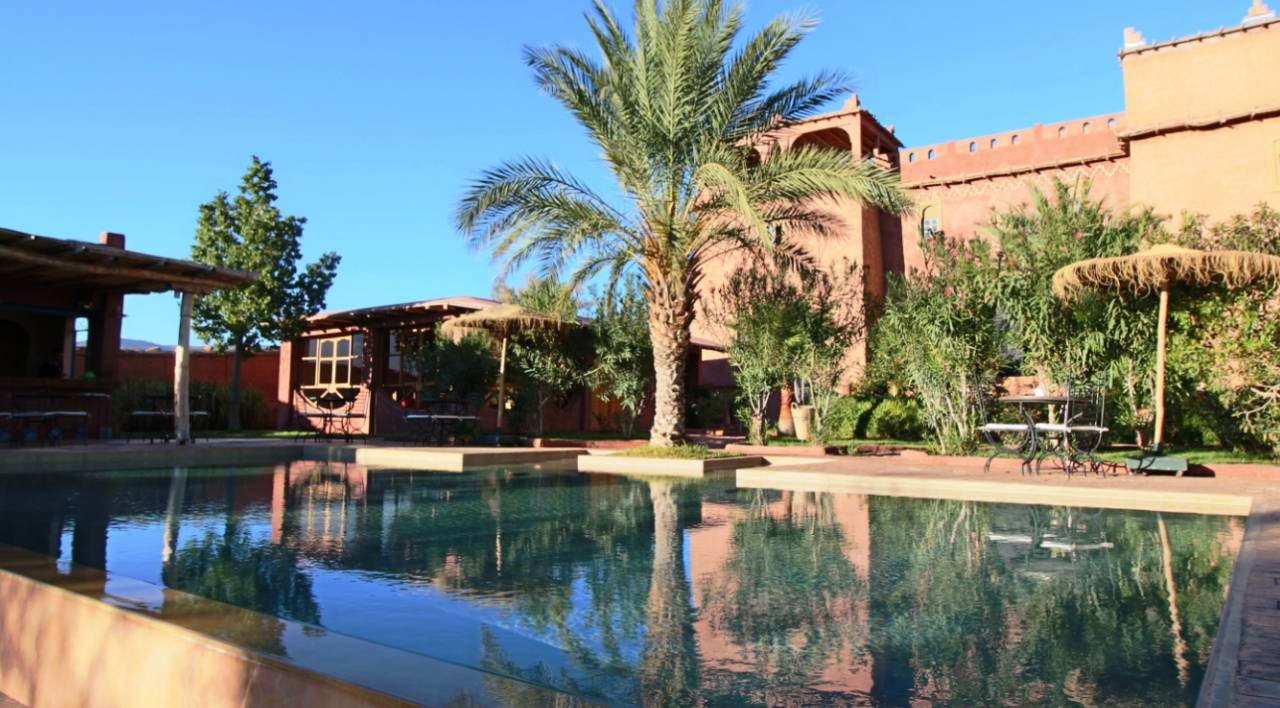 Location: La Kasbah d'Ouzoud
