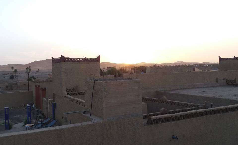 Location: Riad Ouzine Merzouga
