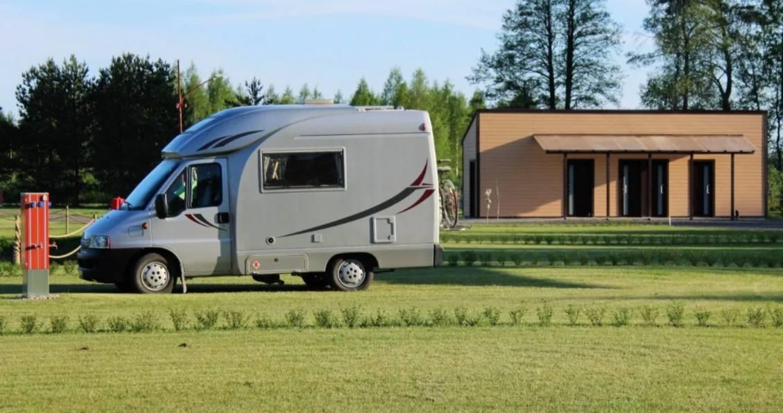 Location: Solar Caravan Park
