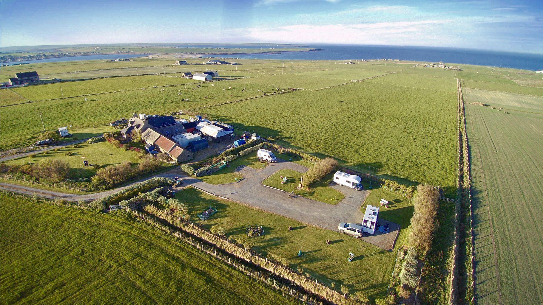 Location: Pool Farmhouse Orkney CL