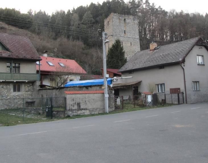 Location: Český Šternberk