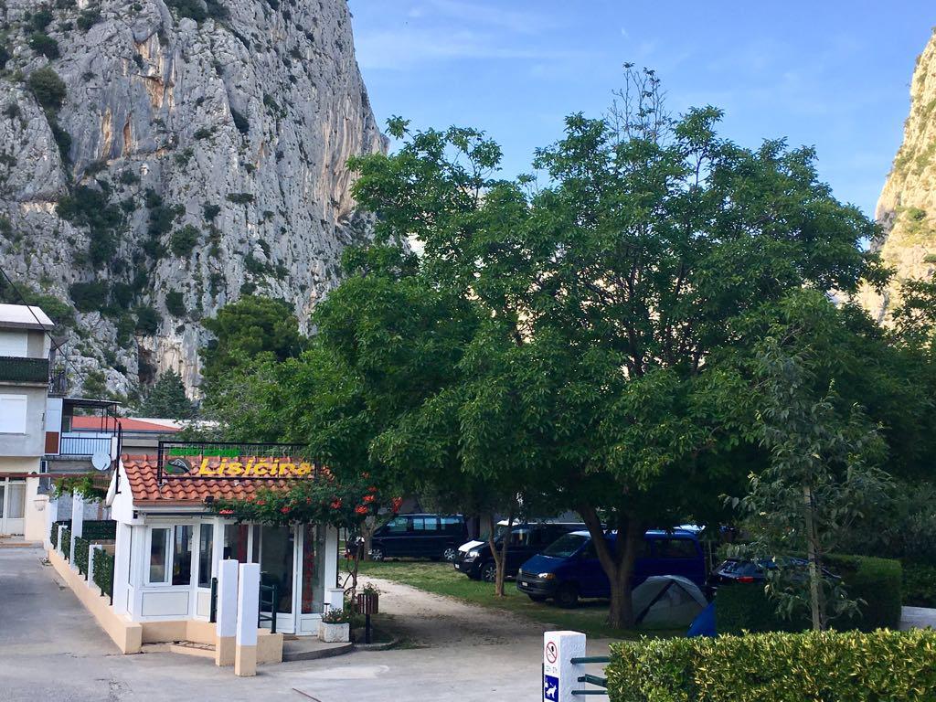 Location: Auto Kamp Lisicina