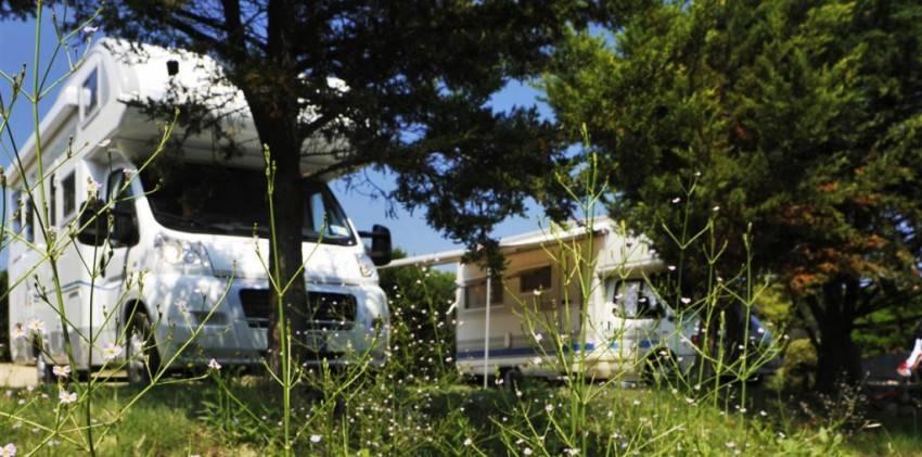 Location: Oasi Gallura Area Sosta Camper