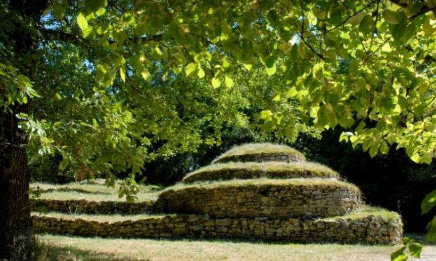 Location: La Chapelle de Bougon
