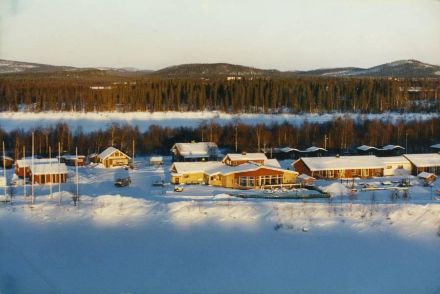 Location: Näverniemi