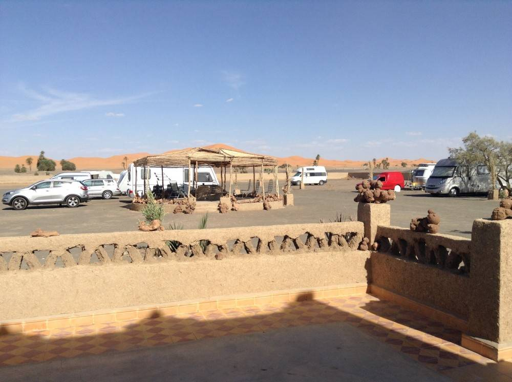 Location: Secret Du Sahara