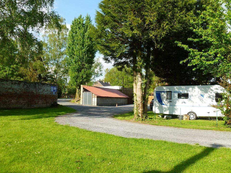 Location: Camping de Roisin