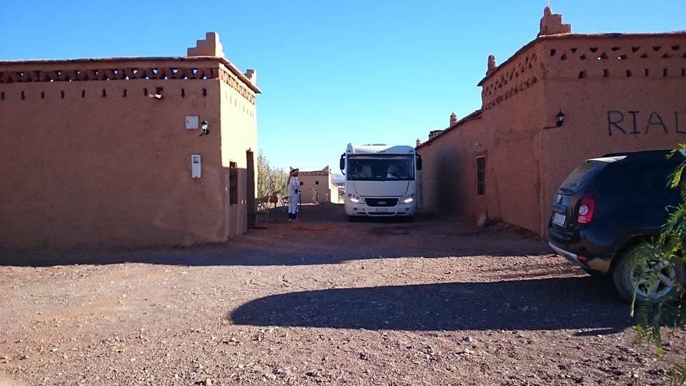 Location: Auberge Camping Bassou