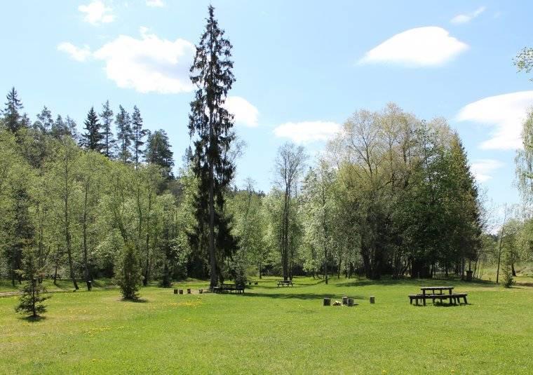 Location: Camping Žagarkalns