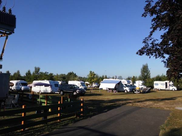 Location: H&R Mobilcamping Balatonsüd