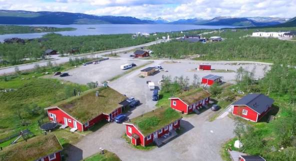 Location: Kilpisjärvi