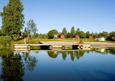 Location: Camping Koljonvirta