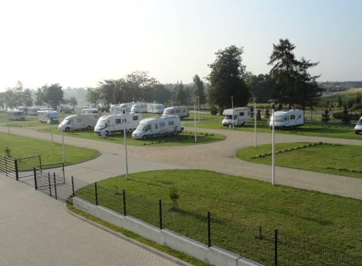 Location: Eurocamping Osir nr 133