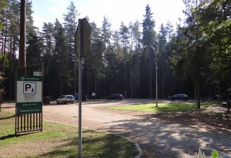 Location: Parking Silvarium - Woodland Garden