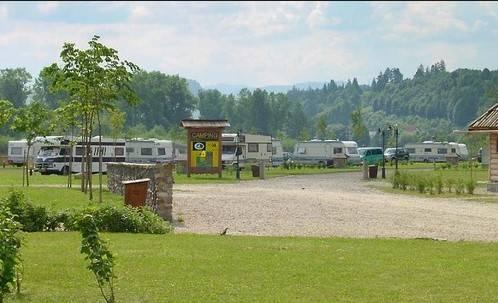 Location: camping Polana Sosny nr. 38