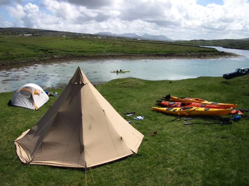 Location: Clifden Eco Beach Camping & Caravanning Park