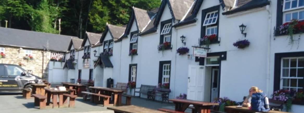 Location: Glenmalure Lodge