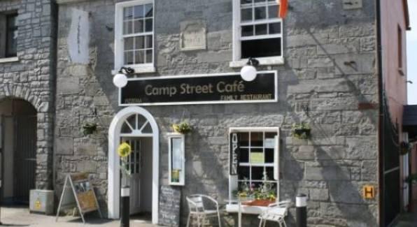 Location: Camp Street Cafe & Pizzeria