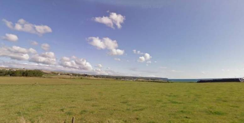 Location: Ardmore Seaview Motorhome Park
