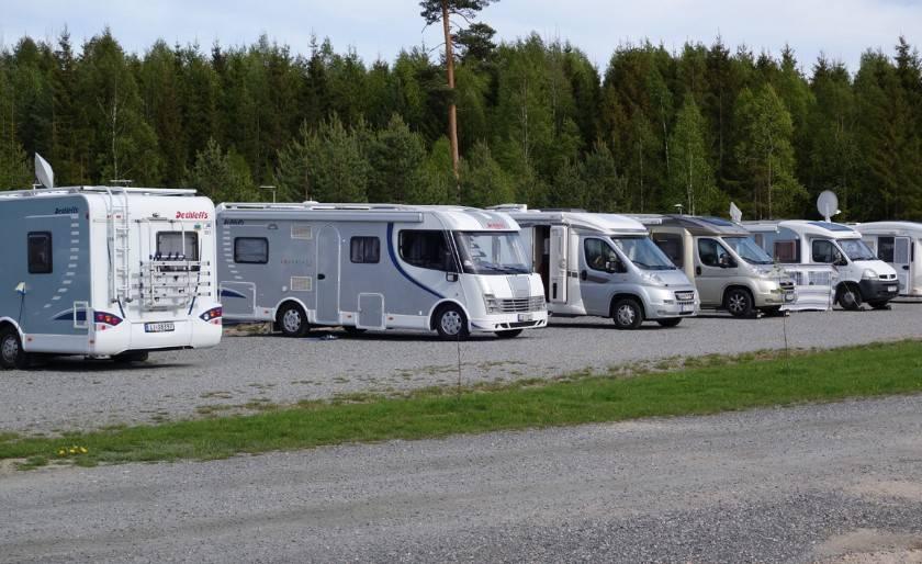 Location: Bobilparkering - Tømmestasjon - Vinstra