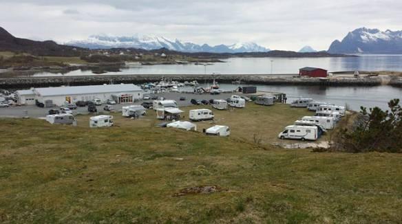 Location: Sandhornøya - Gildeskål
