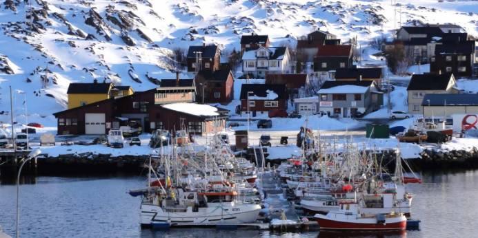 Location: Kjøllefjord Havn