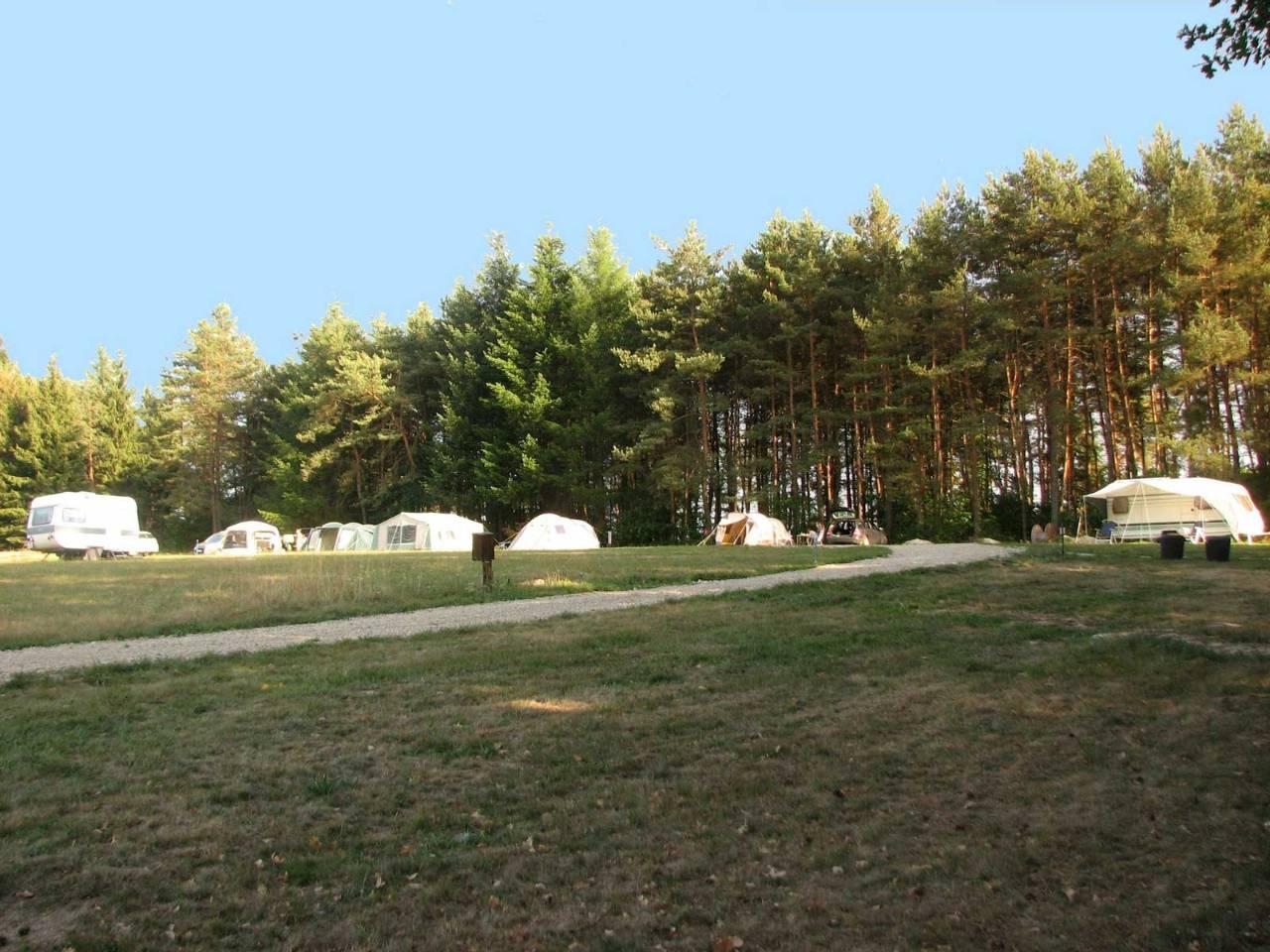 Location: Camping La Vallee Verte