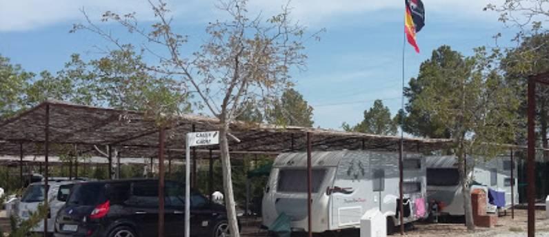 Location: La Cabarnuela
