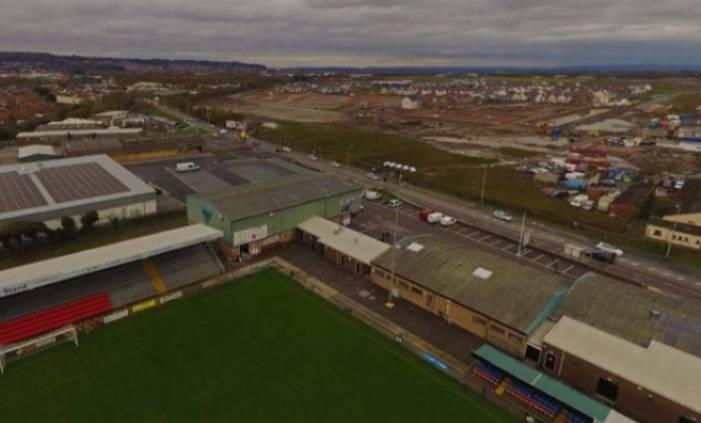 Location: Weston-Super-Mare AFC