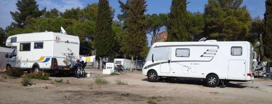Location: Parque de Campismo Municipal