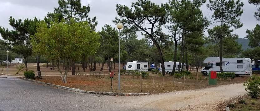 Location: Parque de Campismo de Quiaios