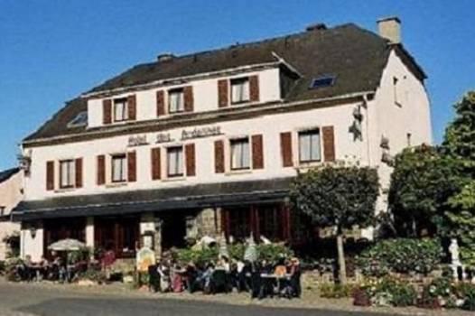 Location: Hotel Restaurant Des Ardennes