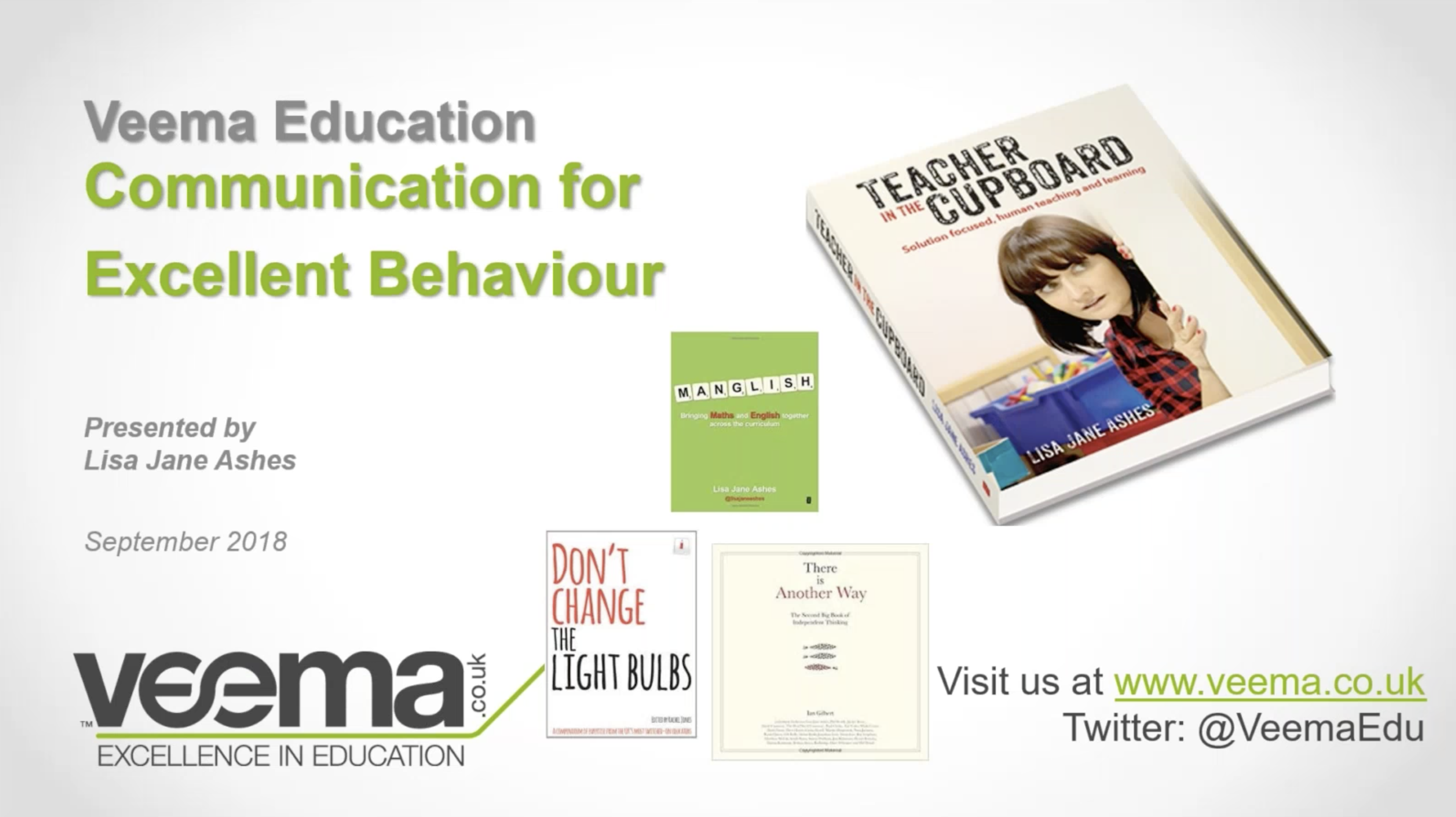 Communication for Excellent Classroom Behaviour