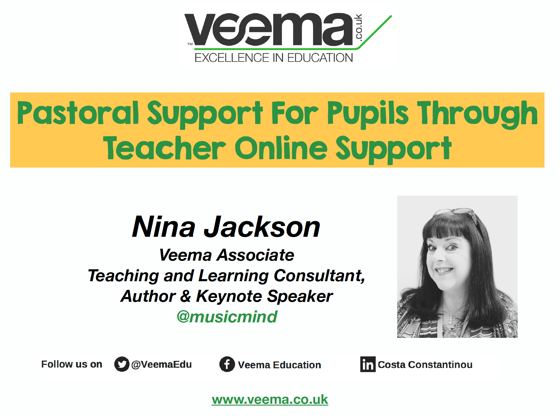 Pastoral Support for Pupils' Through Teacher Online Support