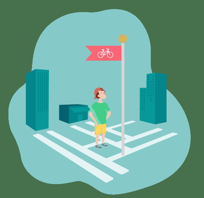 Rede de serviços Vela