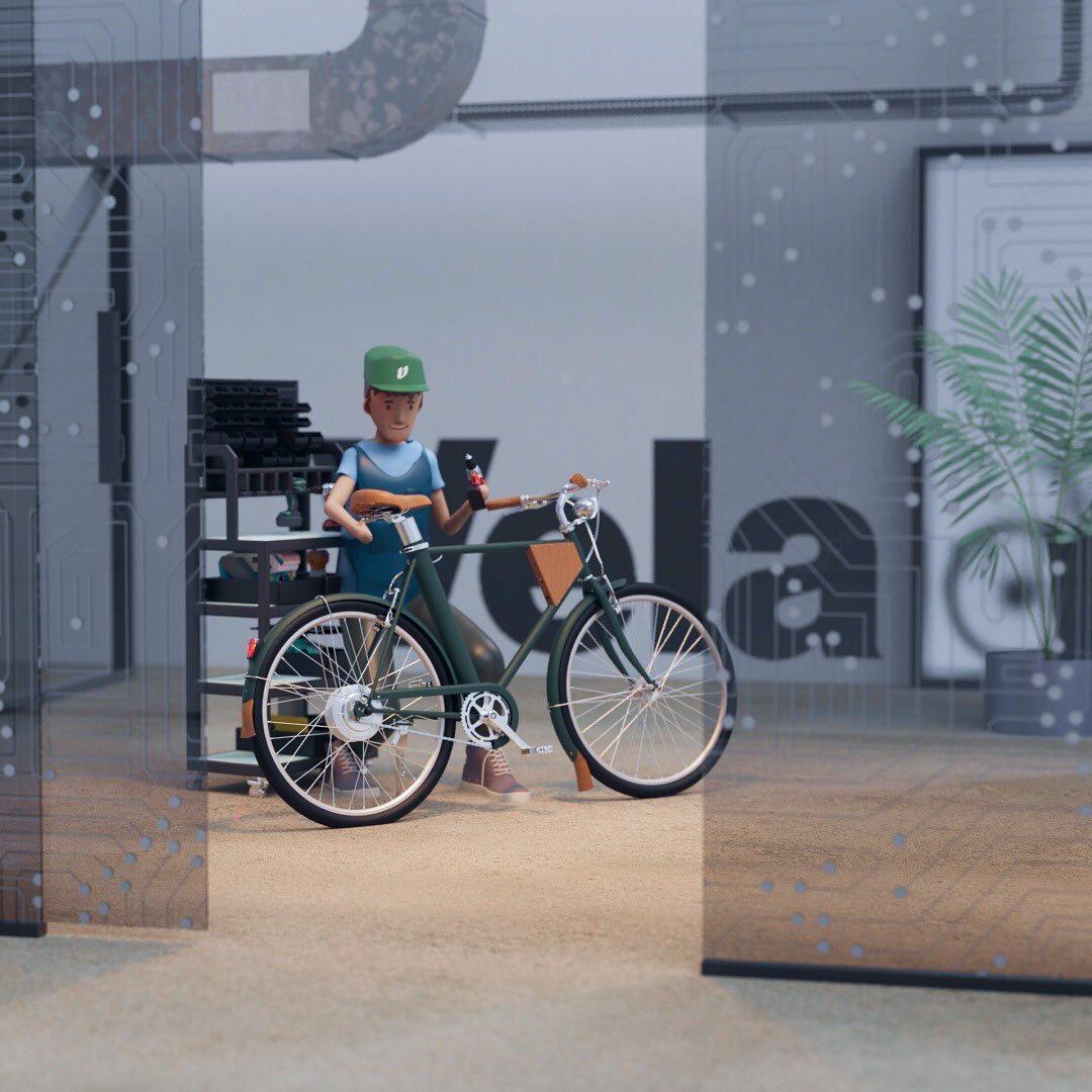 Alarme e Segurança para Bike Elétrica