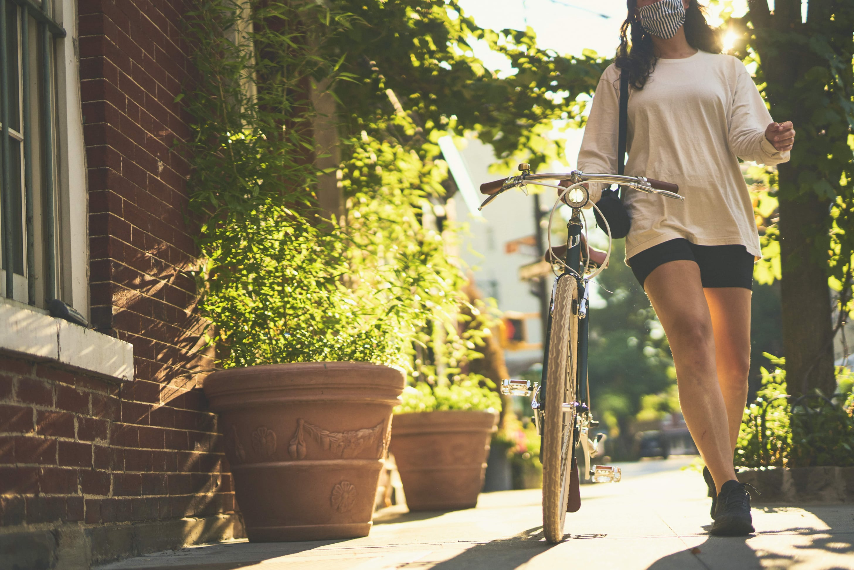 Test-Ride Vela Bike