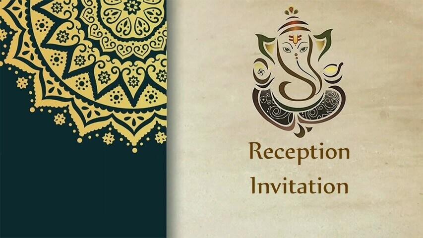 Jai Ganesha Video Invitation
