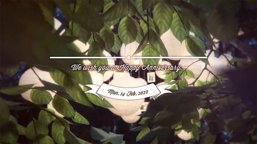 Lantern Nights Video Invitation