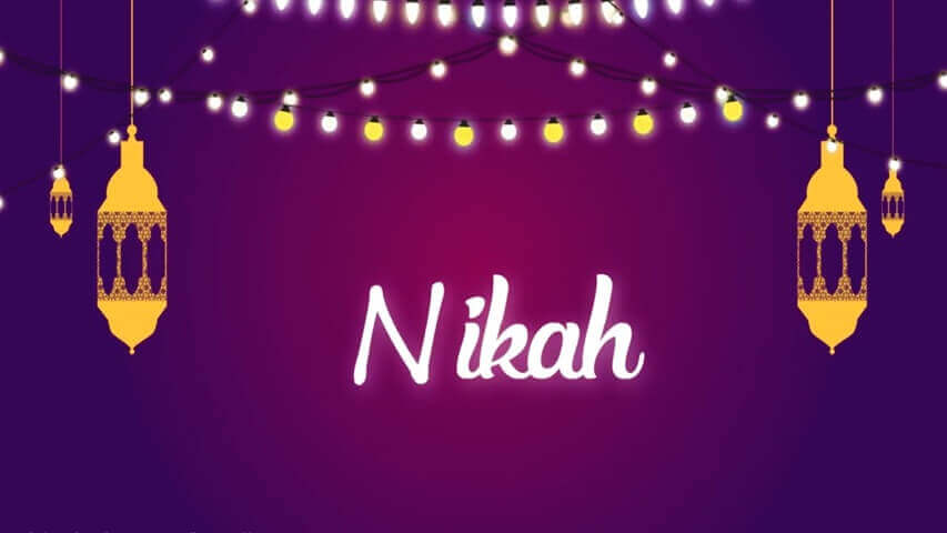Nikah Video Invitation
