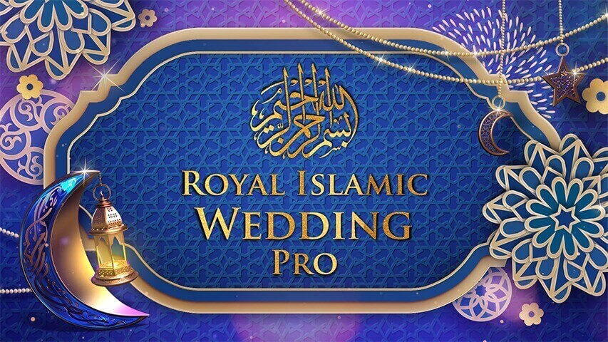 Royal Islamic Pro Video Invitation