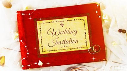Shimmering Love Pro Wedding Invitation Video