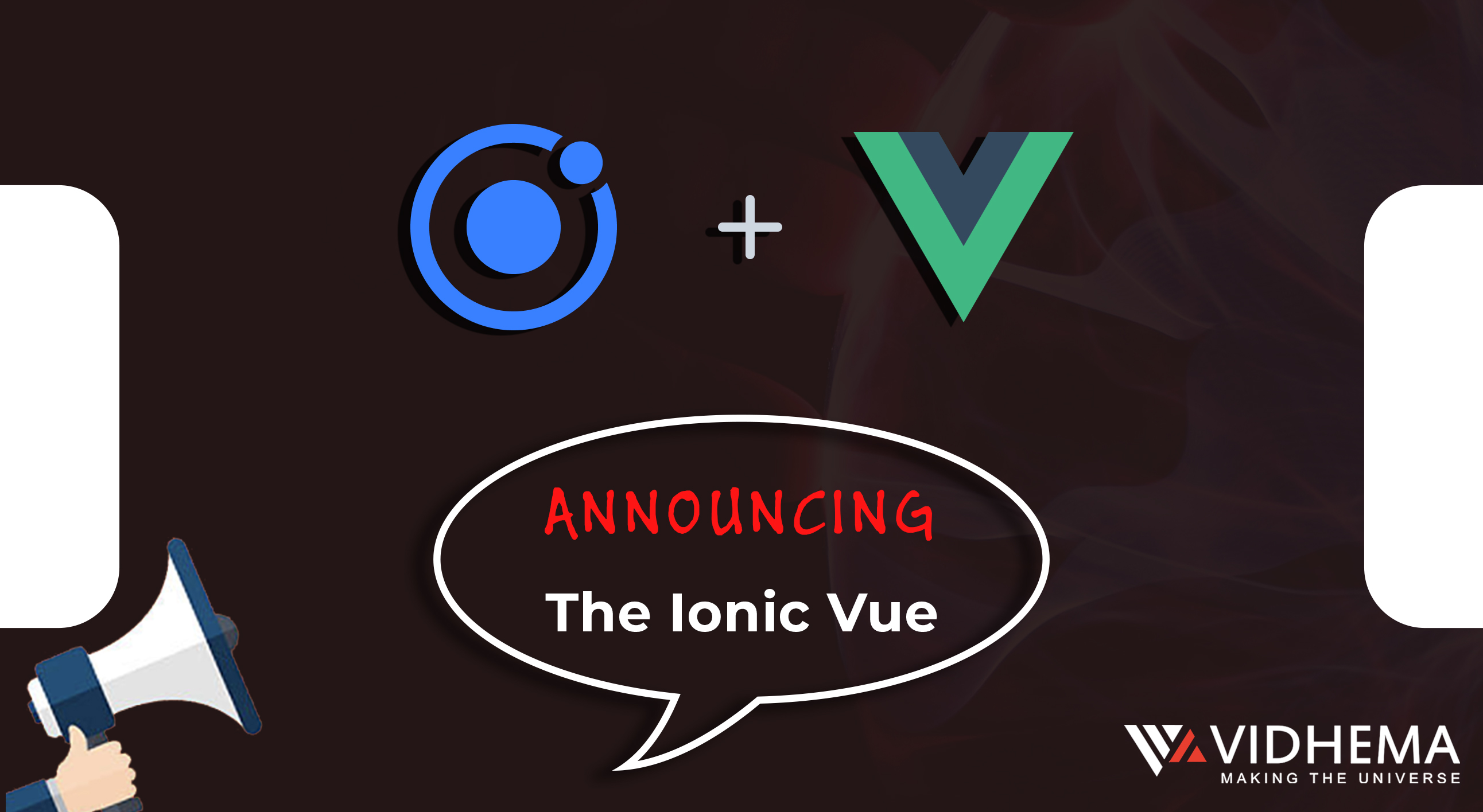 Announcing The Ionic Vue