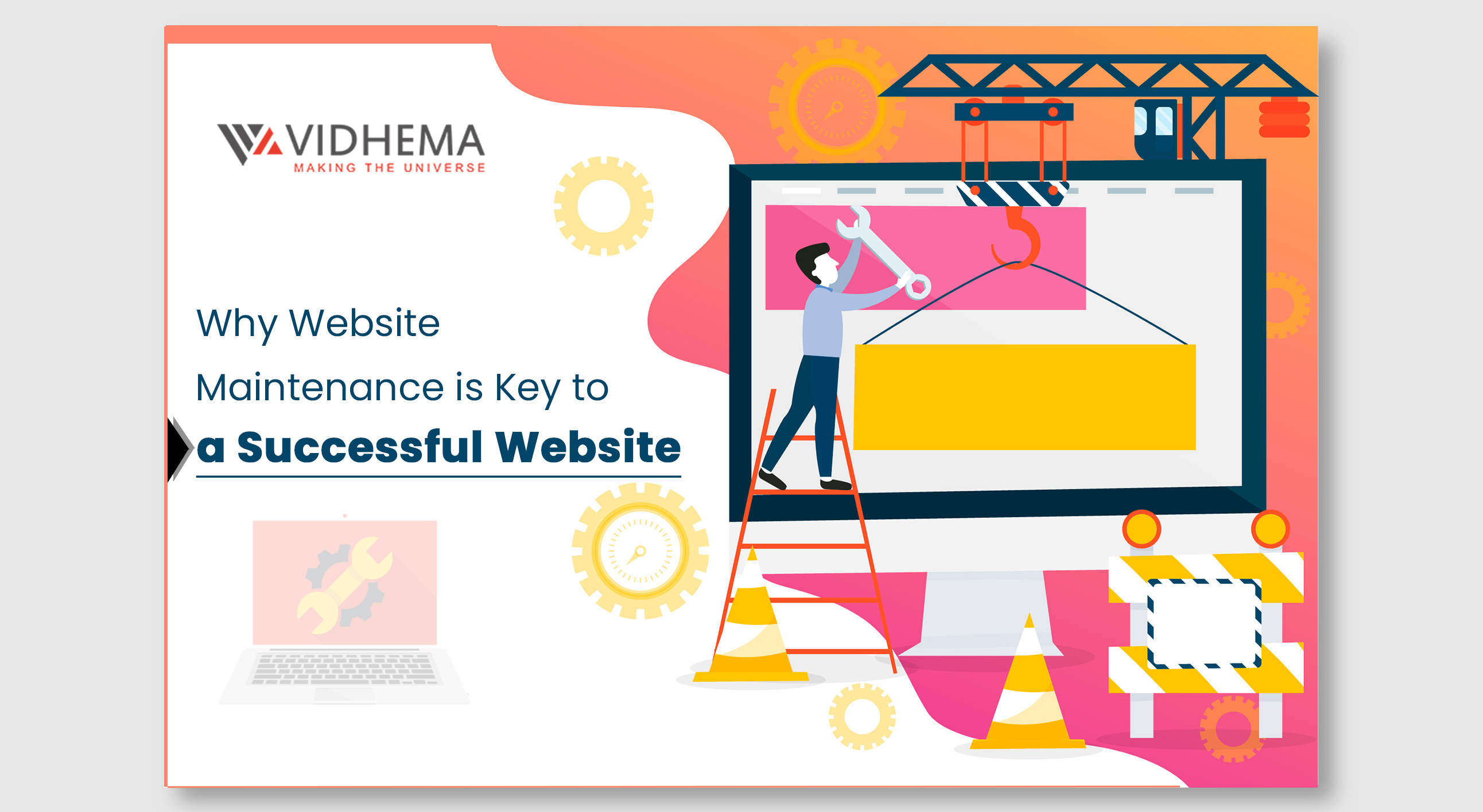 Why Website Maintenance Is Key To A Successful Website