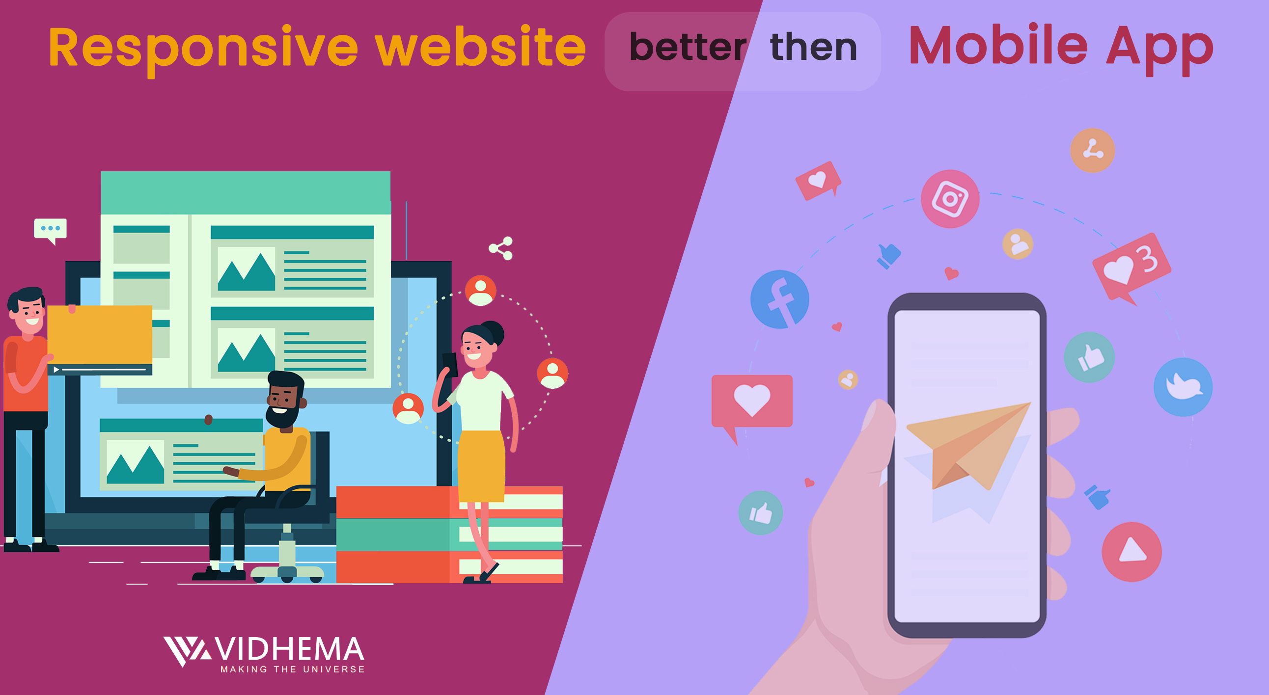When A Web Responsive Website Is Better Than Building A Mobile App