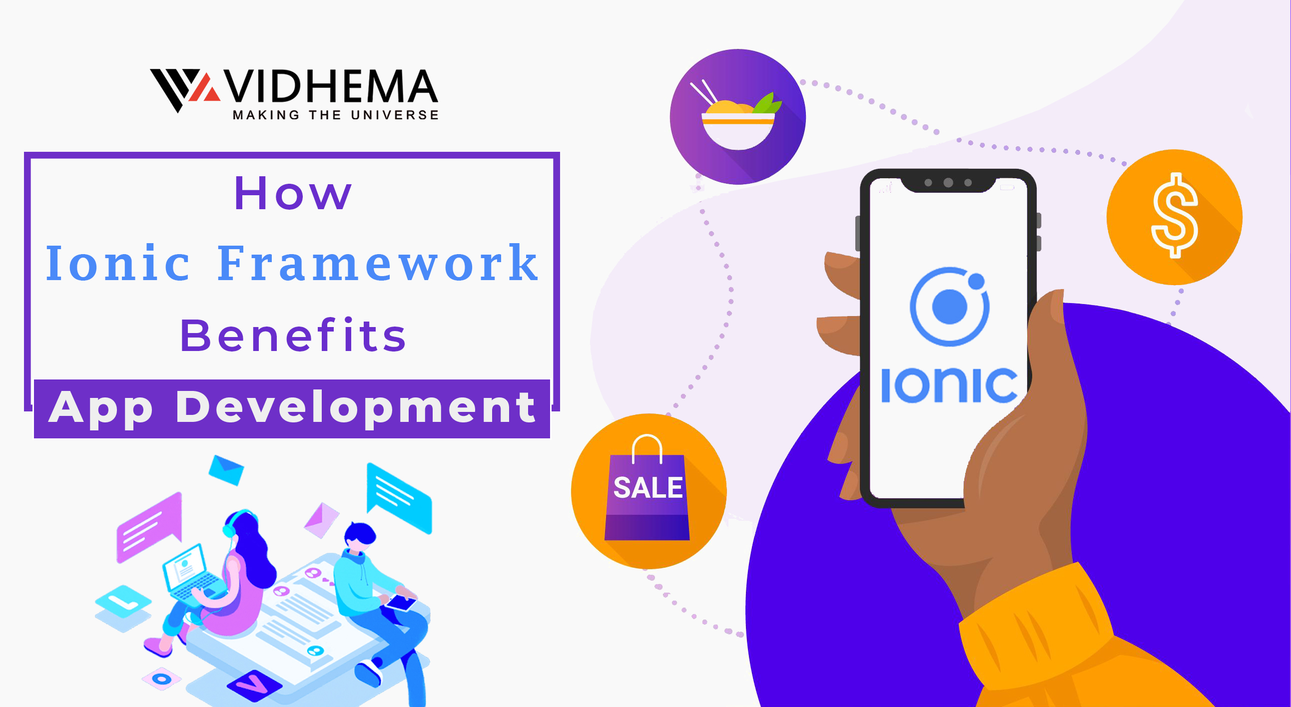 How Ionic Framework Benefits App Development?