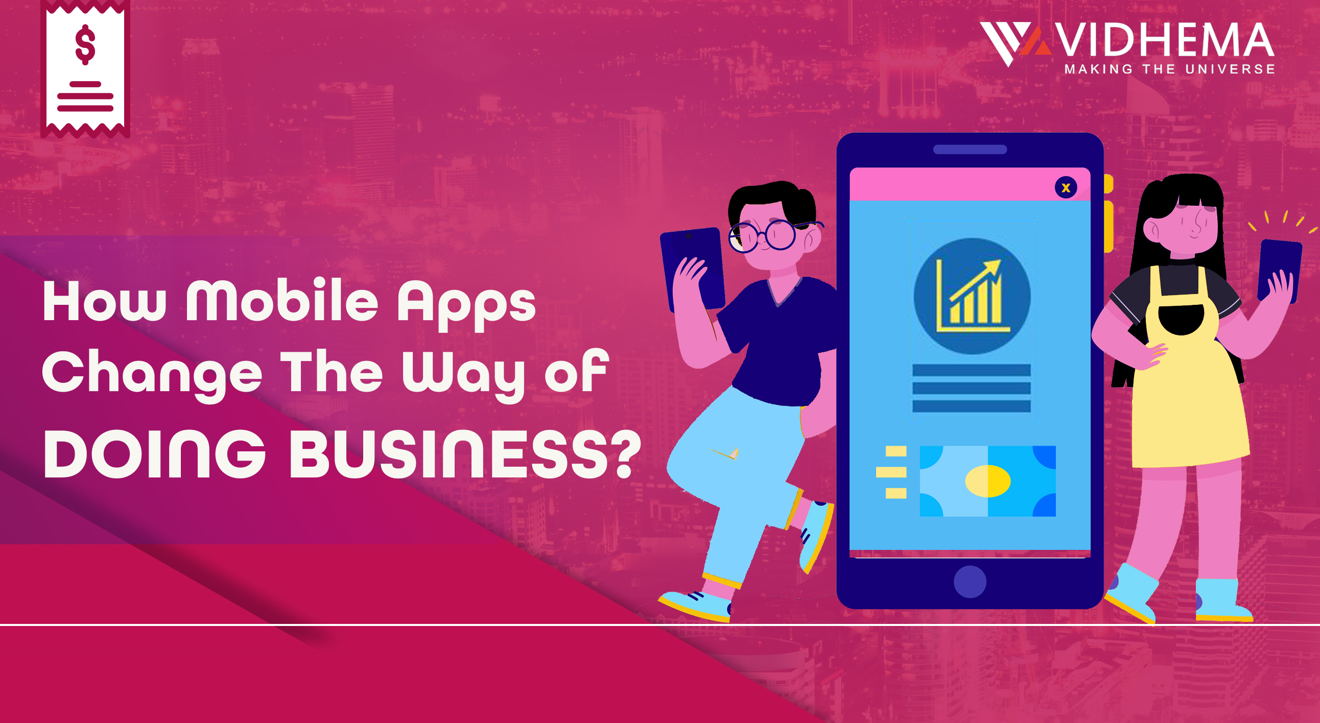How Mobile Apps Change The Way of Doing Business