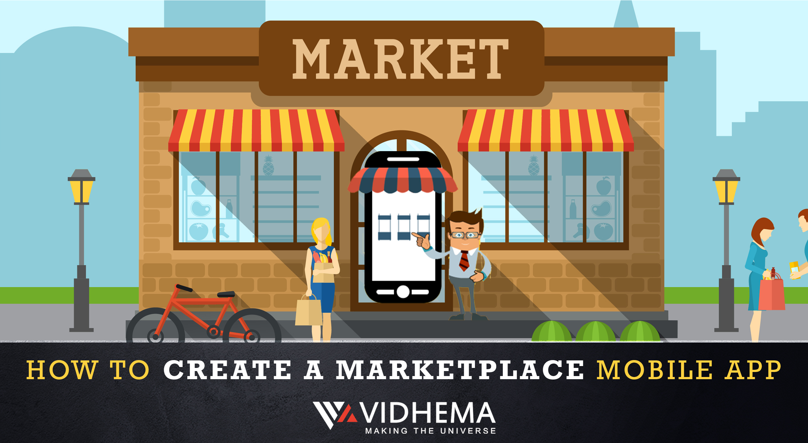 How To Create a Marketplace Mobile App